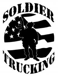Soldier Trucking