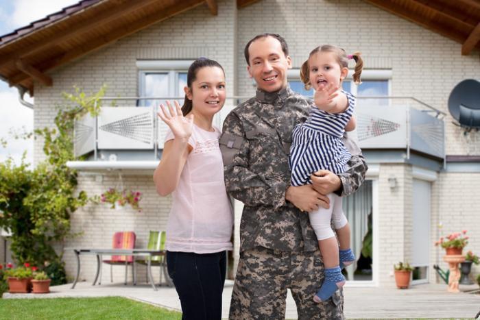 Home Sweet Smart Homes for Veterans