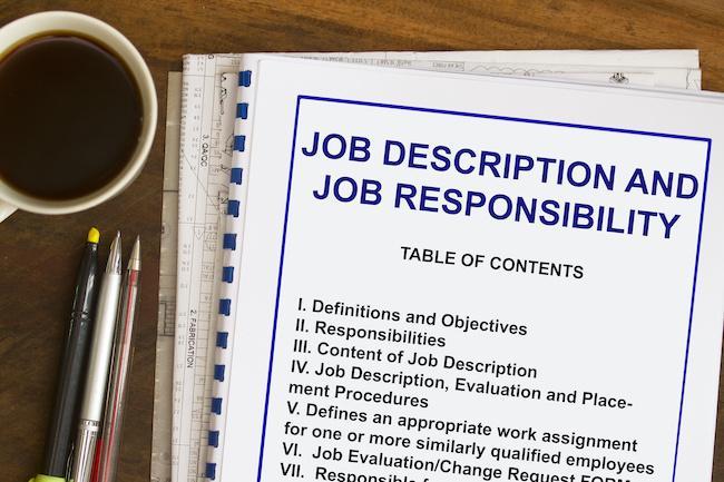 Creating a Job Description to Attract Top Veteran Candidates