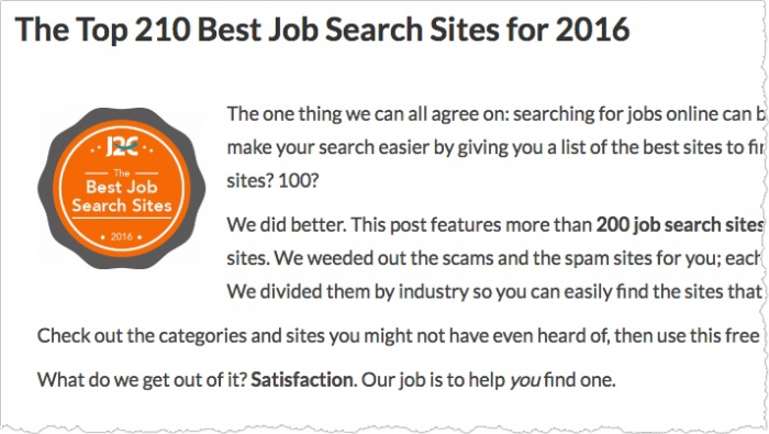 WeHireHeroes Named a Top Job Board by Jobs2Careers