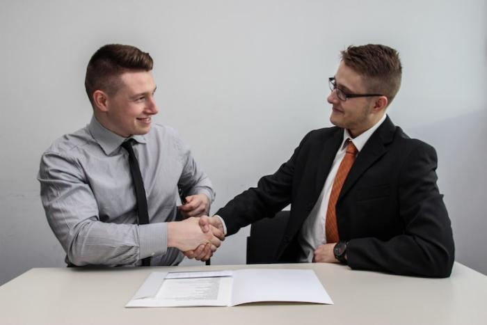 First Impressions Count in the Interview