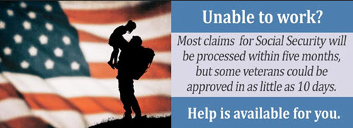 Qualifying for VA Disability and Social Security Disability Benefits