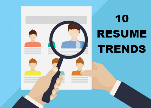 Attention Veterans!  10 Resume Trends You Should Be Following
